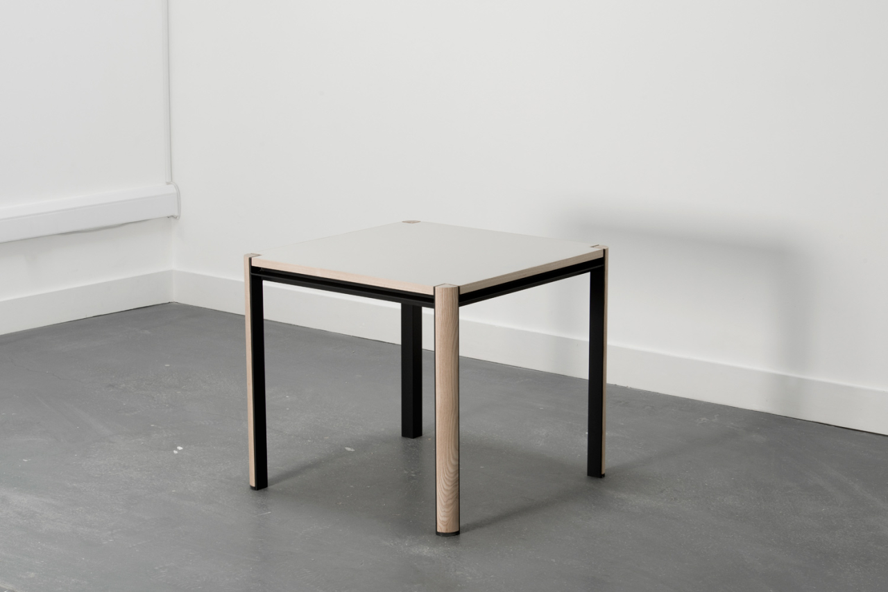 Catherine Aitken studio Quadrant Bench, Table, Desk