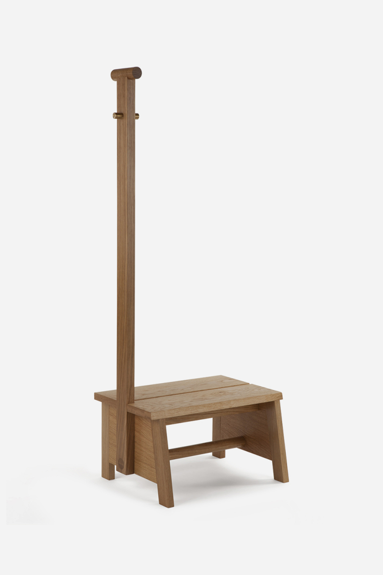 Catherine Aitken studio Step Stool—Another Country